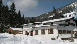 Mitteralm Winter
